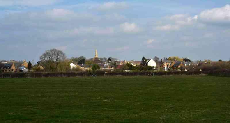 Caldecott Parish Council