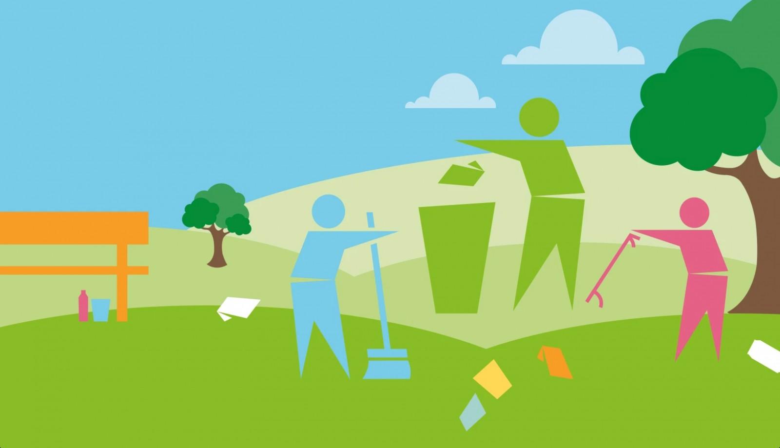 Community Litterpick @ Caldecott Village Green